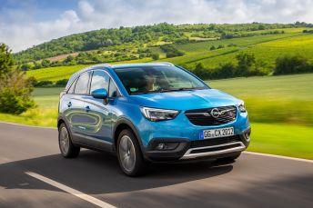 Der Opel Crossland X ist von den Außenabmnessungen der Kleinste der SUV-Familie von Opel. Foto: Opel