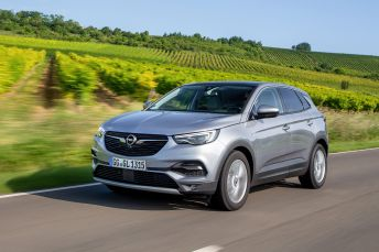 Der Opel Grandland X ist das Topmodell der SUV-Modelle. Foto: Opel