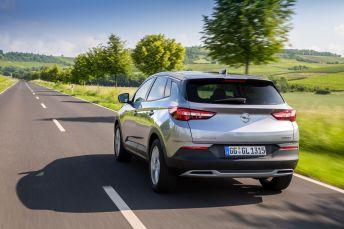 Der Opel Grandland X bietet viel Platz und enormen Fahrspaß. Foto: Opel