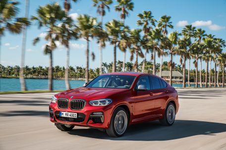 Der neue BMW X4 xDrive M40d. Foto: Auto-Medienportal.Net/BMW