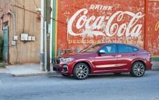 Wir erlebten den BMW X4 jetzt dort, wo er gebaut wird – im US-Staat South Carolina mit dem BMW-Werk in Spartanburg. © BMW