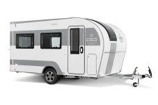 Der Coco von Dethleffs hat nahezu alles an Bord, was der Camper so braucht - ab 18.799 Euro. © Dethleffs