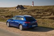 Bei der Ausstattung ist der Seat Leon ST TGI in Sachen Komfort- und Fahrassistenzsysteme voll auf der Höhe der Zeit- Foto: Seat