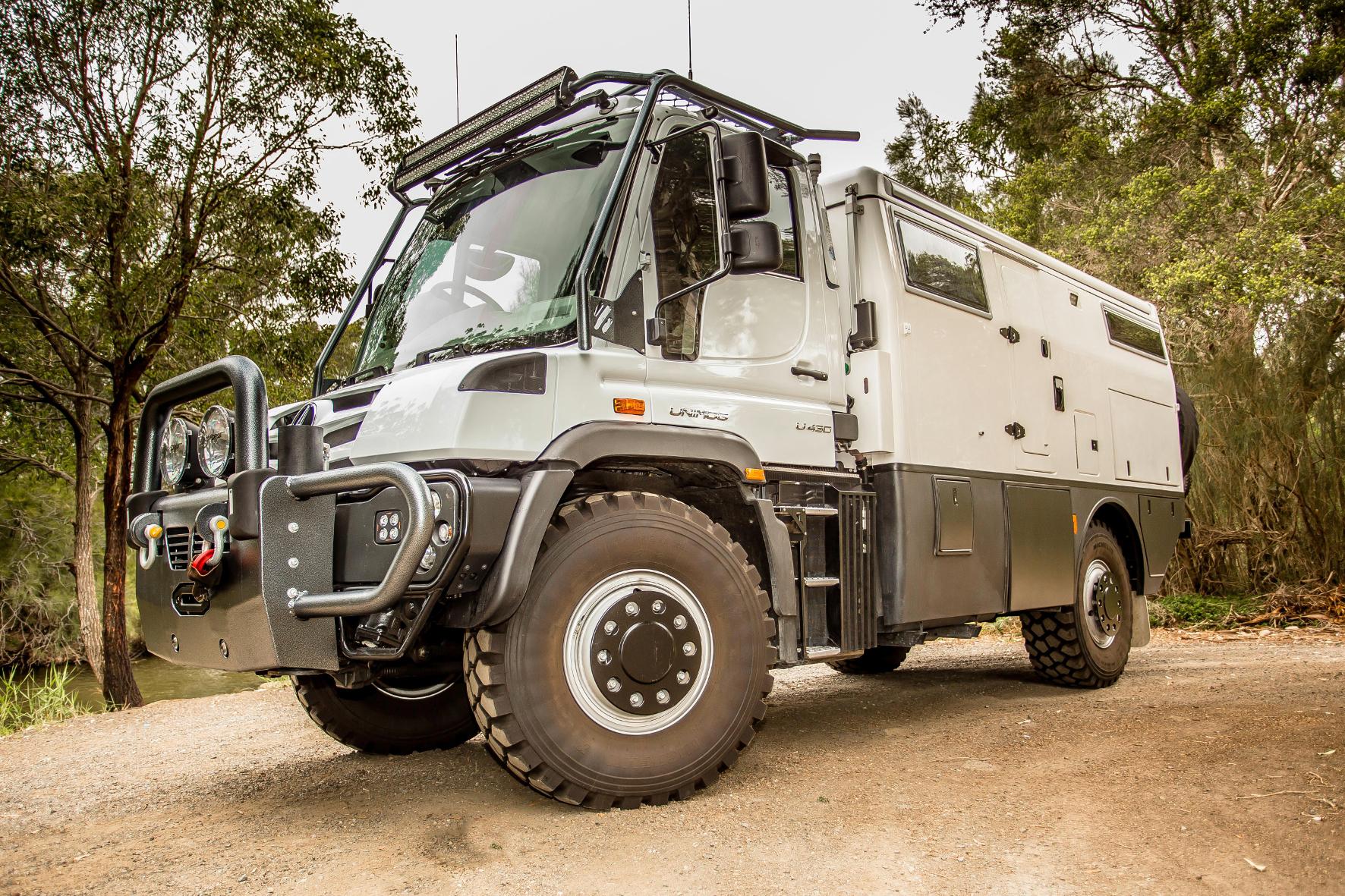 Mit Allrad-Wohnmobil rund um die Welt – Die Testfahrer - Auto- und