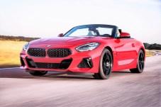 Debut in Kalifornien: der neue BMW Z4. Foto: Auto-Medienportal.Net/BMW