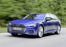 Für den Avant bietet Audi wie für die Limousine drei Dieselmotoren an. Foto: Auto-Medienportal.Net/Audi