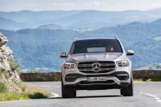 Neu durchdacht: der Mercedes-Benz GLE. © Daimler