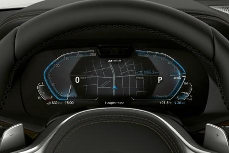 Die Konnektivitäts-Angebote des X5 xDrive45e iPerformance sind ganz auf maximale Effizienz ausgelegt. © BMW