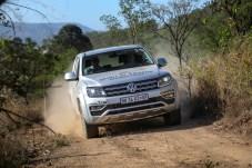 Endlich mal Tempo: Aber auch bei der Speedprüfung zählt Fehlerfreiheit. © VW