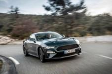"""Spätestens mit dem optionalen """"MagneRide""""-Hochleistungsfahrwerk ist man im Bullitt standesgemäß extrem flott unterwegs. © Ford"""