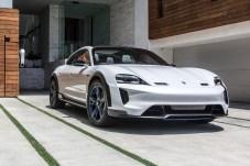 Der viertürige Cross Turismo soll 600 PS leisten und eine Reichweite von 500 Kilometern bieten. © Porsche