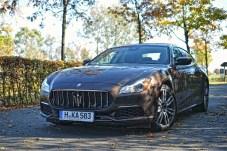 Maserati Quattroporte Diesel. Foto: Auto-Medienportal.Net/Dennis Gauert