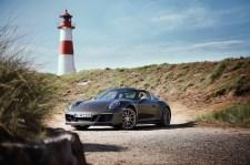 Reif für die Insel: der Porsche 911 Targa 4 GTS Exclusive Manufaktur Edition. © Porsche