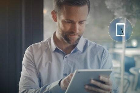 """""""Care by Volvo"""" bedeutet: Ab 1. November können Volvo-Kunden über eine App ihr Wunschauto abonnieren, und zwar für 1,2 Prozent des Brutto-Listenpreises inklusive aller erdenklichen Leistungen - außer Treibstoff. © Volvo"""