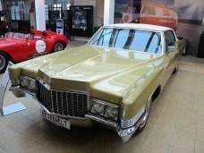 Noch durchaus erschwinglich: Cadillac Deville Coupé von 1970