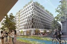 Das Parkhaus der Zukunft soll viel mehr als heute bieten. © Jaguar Land Rover