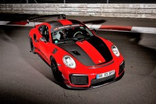 Das Rekordauto: Der Porsche GT2 RS: Foto: Gruppe C Photography