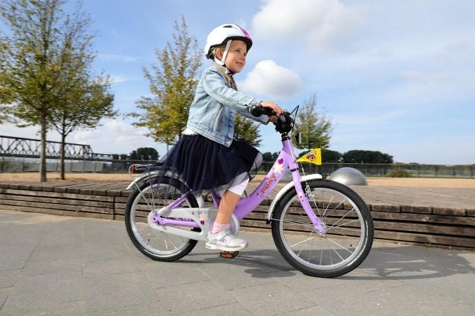 "Das erste ""richtige"" Kinderfahrrad. Foto: Auto-Medienportal.Net/Pressedienst Fahrrad"