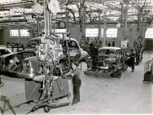 Produktion des Seat 1400 (1955). Foto: Auto-Medienportal.Net/Seat