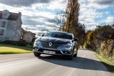 Nicht nur die LED-Signatur ist neu: Die Talisman S-Edition von Renault. © Renault