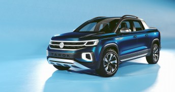 Volkswagen wird den Tarok Concept in absehbarer Zukunft nahezu unverändert als Serienversion in Brasilien auf den Markt bringen. Foto: Volkswagen