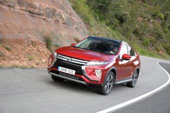"""Der Eclipse Cross ist der """"Benjamin"""" der Mitsubishi-Familie. Das Coupé-SUV soll die Lücke zwischen ASX und Outlander schließen. © Mitsubishi"""