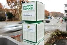 Im Bereich des Stuttgarter Neckartores werden 17 CUBE III aufgestellt.