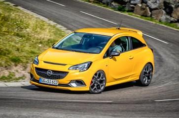 Kleiner Flitzer: Der Opel Corsa GSi ist das sportliche Top-Modell der Kleinwagen-Baureihe. © Opel