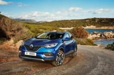 Komfort großgeschrieben: Auch auf schlechter Wegstrecke bleibt das Fahrwerk des Kadjar gelassen. © Renault