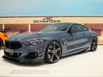Concept Car M850i xDrive Coupé by AC Schnitzer mit 390 kW/530 PS