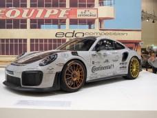 EDO Porsche 991 GT2 RS – mit 515 kW/700 PS über 340 km/h schnell
