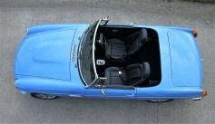 In Großbritannien hat sich das Unternehmen RBW Classic Electric Cars darauf spezialisiert, neben anderen Klassikern den legendären MGB in ein modernes E-Mobil zu verwandeln. Foto: Auto-Medienportal.Net/RBW