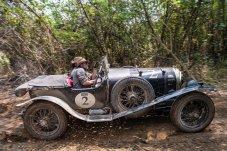 """Rally the Globe""-Clubchef Graham Goodwinn und Marina Goodwin im Bentley Super Sports von 1925. Foto: Auto-Medienportal.Net/Rally the Globe"