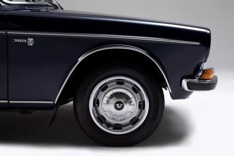 Alt-68er: Kein Revolutionär, sondern ein solider Individualist im Segment der Luxuslimousinen - der Volvo 164 aus dem Modelljahr 1968. © Volvo
