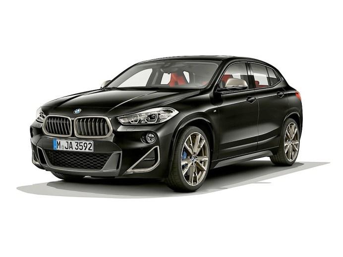 Zum Frühjahr 2019 erweitert BMW die X2-Baureihe um das neue Spitzenmodell M35i. © BMW
