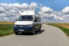 Das größte Reisemobil der Marke basiert auf dem Crafter und ist in zwei verschiedenen Längen zu haben. © Das größte Reisemobil der Marke basiert auf dem Crafter und ist in zwei verschiedenen Längen zu haben. © Volkswagen