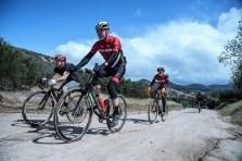 """Der neue Rennrad-Trend heißt """"Gravel Racing"""": eine etwas aufrechtere Sitzposition, breite Reifen für Naturstraßen, Scheibenbremsen und gerne auch ein 1x11-Antrieb. Foto: Auto-Medienportal.Net/Pressedienst Fahrrad"""