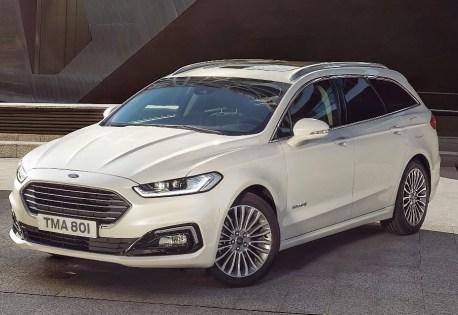 Der Ford Mondeo Turnier ist ab sofort auch als Hybrid-Variante erhältlich. © Ford