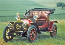 Opel Doktorwagen 12 PS (1909). Foto: Auto-Medienportal.Net/Opel
