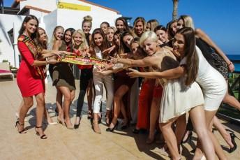 Im Camp bereiten sich die schönsten Frauen Deutschlands auf die Misswahl vor. © TUI