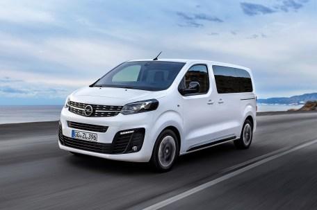 Opel bietet den Zafira Life in drei Längen an: mit 4,60 Meter, 4,95 Meter sowie mit 5,30 Meter. © Opel