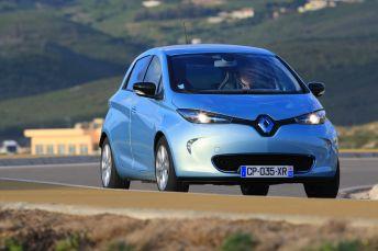 Das zur Zeit wohl beliebteste Elektroauto: der Renault Zoe. © Renault