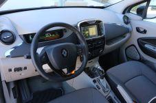 Das Cockpit des Renault Zoe. © Renault