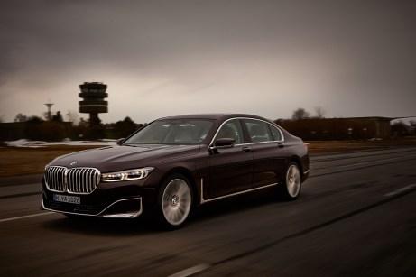 Viel Chrom schätzen vor allem chinesische Kunden. © BMW