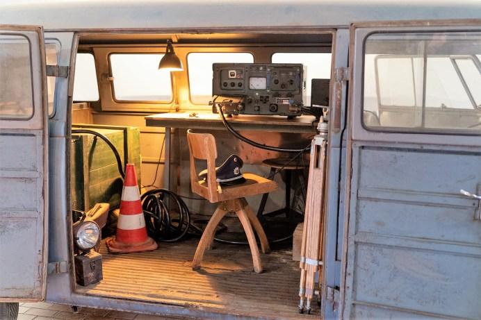Ein VW T1 Radarmesswagen aus den frühen 1960er Jahren. Foto: Auto-Medienportal.Net/Volkswagen