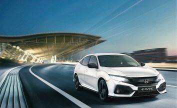 Der Honda Civic Dynamic. Foto: Auto-Medienportal.Net/Honda