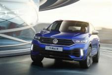 Der brandneue T-Roc R bringt es auf überaus muntere 300 PS. © VW