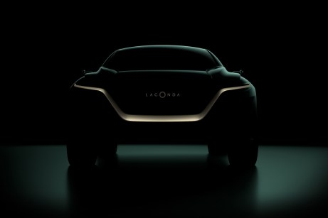Aston Martin bringt eine All-Terrain-Studie der elektrifizierten Tochtermarke Lagonda. © Aston Martin