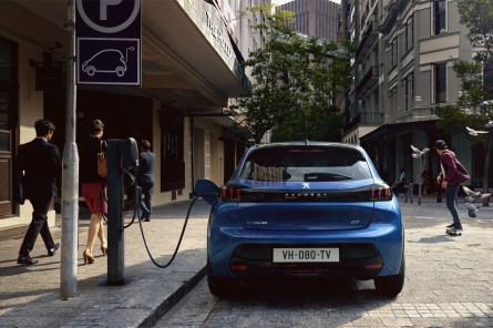 Der neue Peugeot 208 ist vom Start weg auch als Stromer zu haben. © PSA