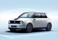 Die Karosserie des e Prototype spiegelt den Wunsch nach purer Funktionalität wider. © Honda